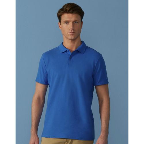 Gildan Softstyle® Adult Double Pique Polo 713968d32c